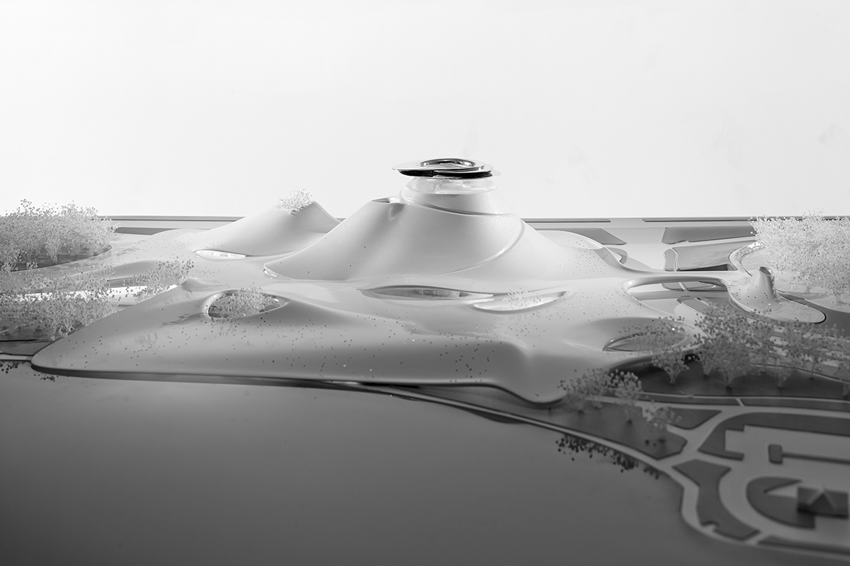 MAD_Lucas Museum of Narrative Art_Model_Photo by Shu He.jpg