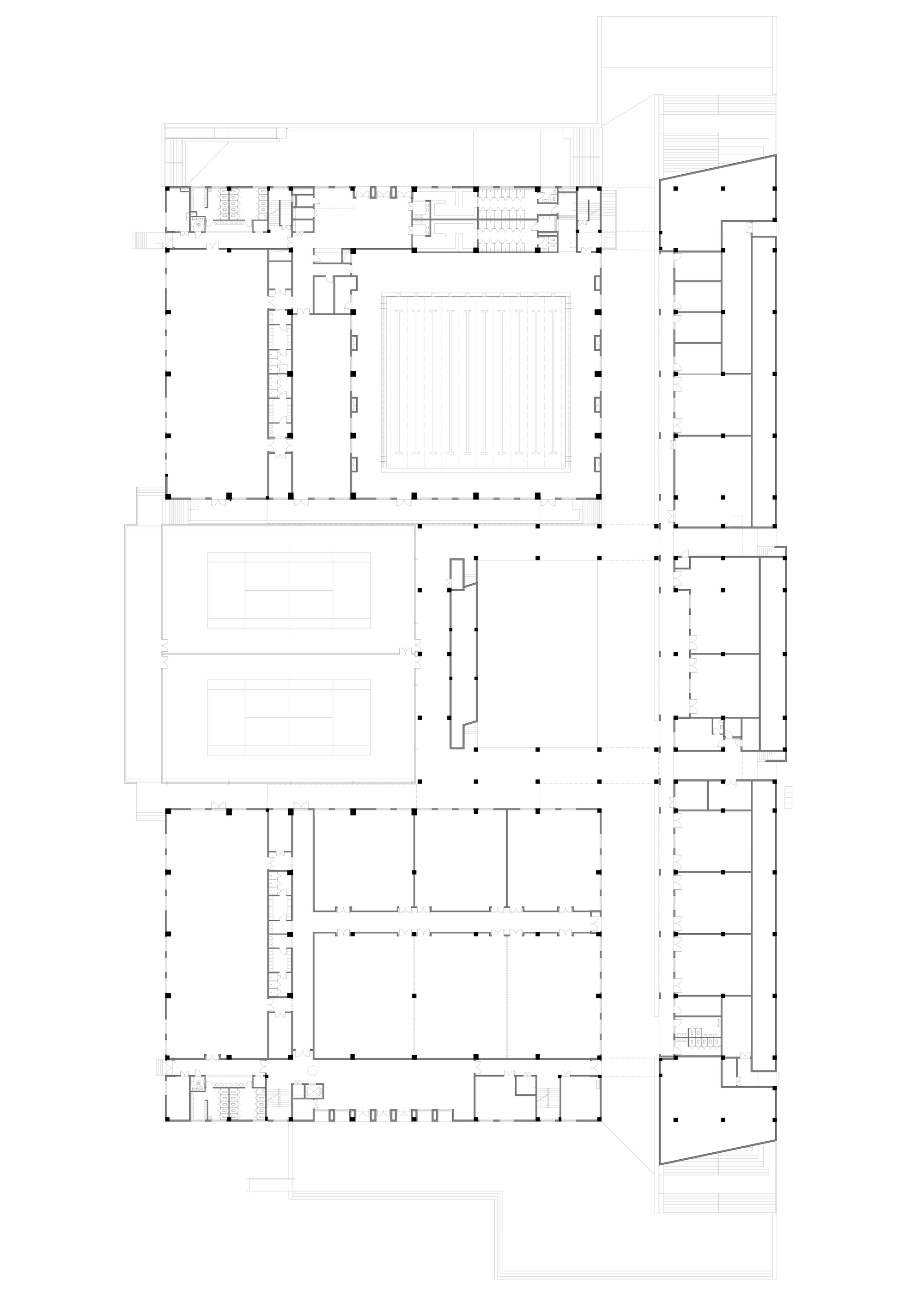 17_Drawing002_Plan_of_the_first_floor_of_the_comprehensive_gymnasium.jpg