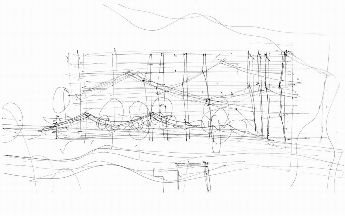 调整大小 26_02_CONCEPT_概念草图_-_立面使用现代材料,形成层层叠叠的抽象图式,与环境融合.jpg