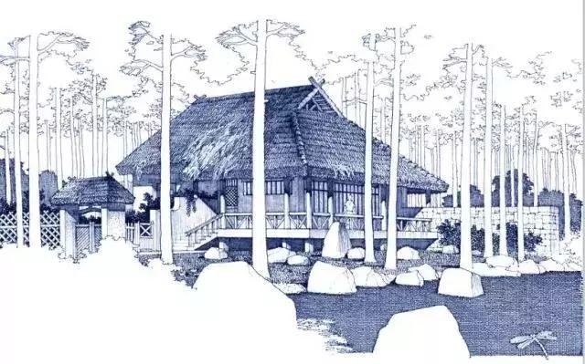 当代西方建筑美学_那些建筑大师们的灵魂画作 | 建筑学院