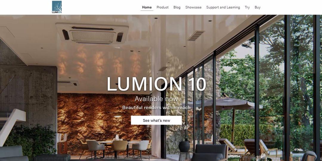 lumion 10【中文学习版】已测插图(1)