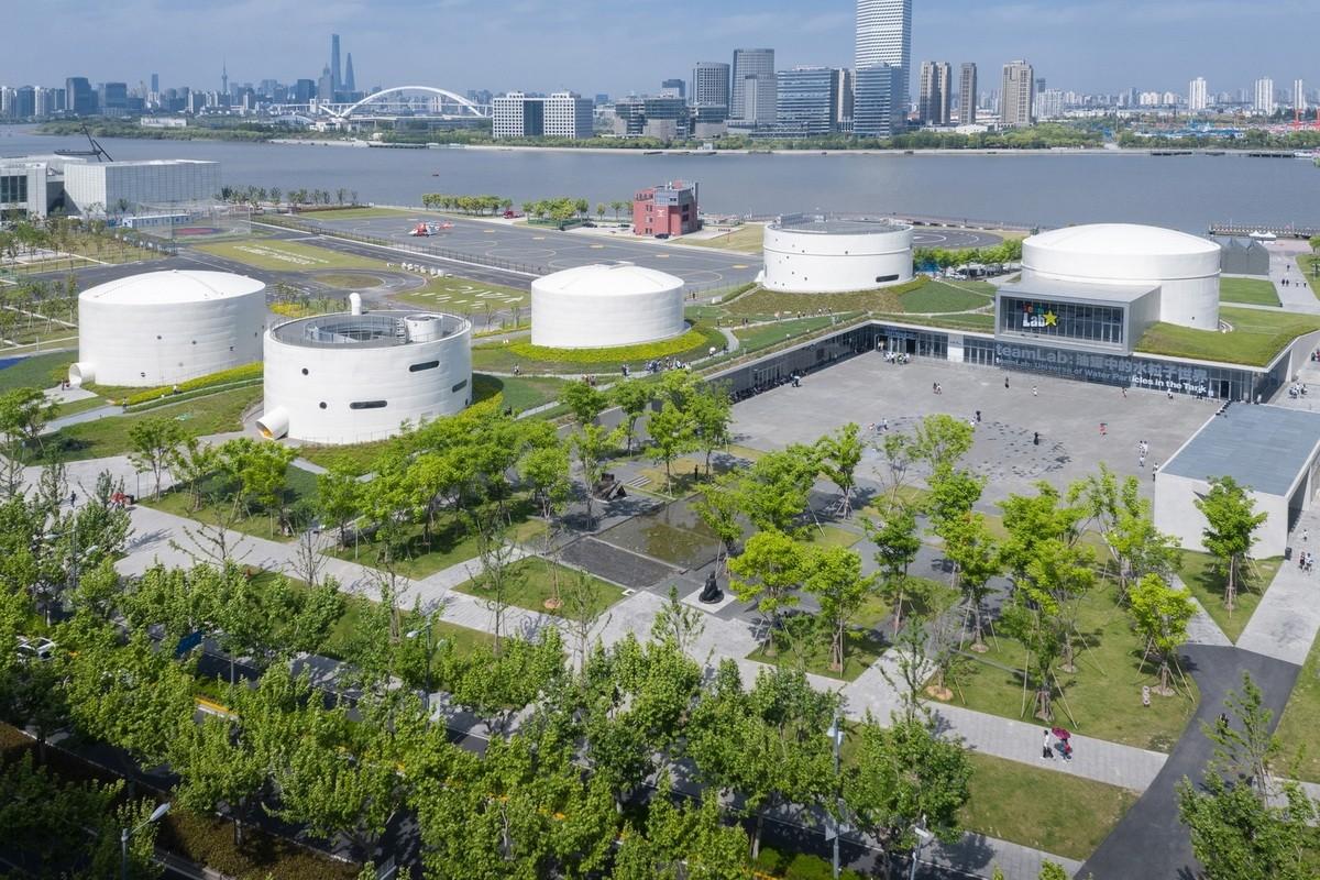上海油罐艺术中惠仲娱乐注册心 / OPEN Architecture