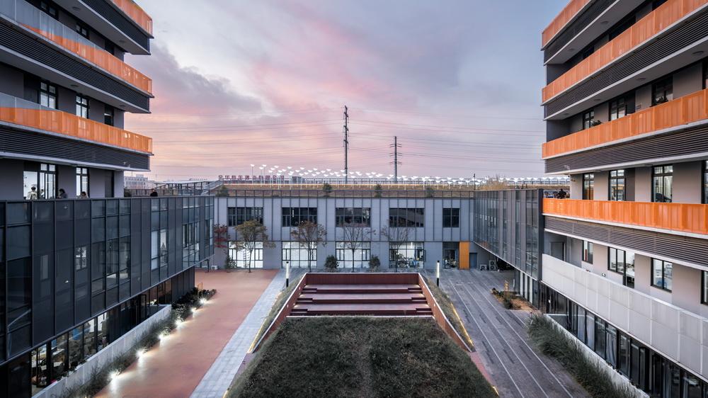 国内首个专业电商产业园:菜鸟金义电商产业园